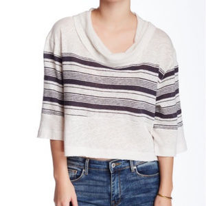 Free People We The Free Cowl Top